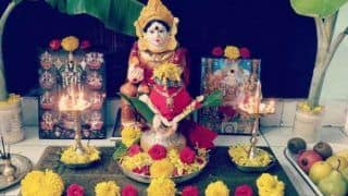 Varalakshmi Vratam 2018: History, Significance, Puja Muhurat, Vidhi And All You Need to Know About The Auspicious Festival
