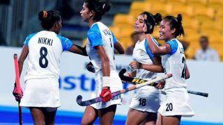एशियाई खेल 2018: भारतीय महिला हॉकी टीम ने थाईलैंड को हराया, 5-0 से हासिल की जीत