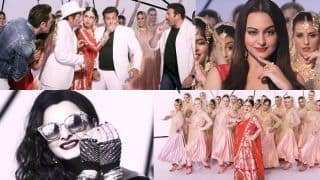 Yamla Pagla Deewana Phir Se New Song Out: Rafta Rafta Medley Has Salman Khan, Rekha and Deols Creating a Madhouse
