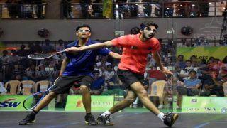 Yash Fadte Upsets Abhishek Agarwal to Enter Semis of Men's Squash Tournament