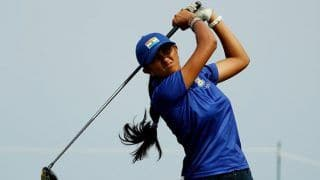 Aditi Ashok Finishes With Bogey Free 66, Ends 40th