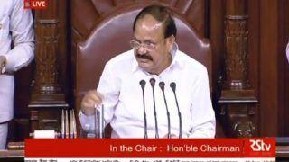 Venkaiah Naidu Announces Date For Rajya Sabha Deputy Chairman Polls
