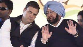1984 Sikh Genocide Row: Amarinder Singh Limits Congress' Role in Massacre to Five Partymen; SAD, BJP up The Ante
