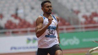 Asian Games 2018 Day 7: Muhammed Anas, Rajiv Arokia Move to 400m Semis; Chetan Balasubramanya Qualifies For High Jump Final