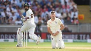 India vs England 1st Test: Virat Kohli Not Invincible, Slip Catching Let Us Down, Says James Anderson