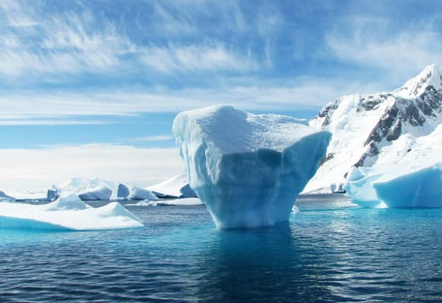 New lake discovered in Antarctica!