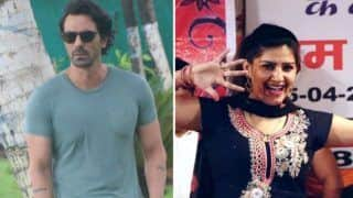 Arjun Rampal Grooves on Sapna Choudhary's Popular Track Teri Aakhya Ka Yo Kajal During Paltan Promotions; Watch Viral Video