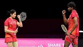 BWF World Championships 2018: Ashwini Ponnappa-Satwiksairaj Rankireddy Pair Enters Mixed Doubles Quarter-Finals
