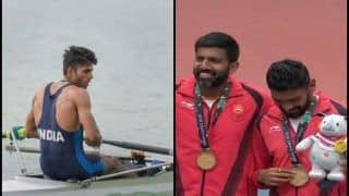 Asian Games 2018 at Jakarta And Palembang, Day 6 Highlights: Indian Rowers Steal The Show With Gold and 2 Bronze, Tennis Doubles Stars Bopanna-Divij Clinch Gold