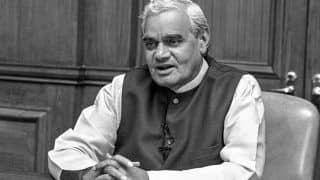 When Atal Bihari Vajpayee Became The Prime Minister For 13 Days And Then 13 Months