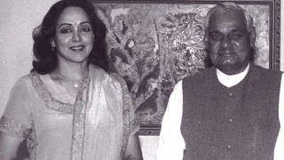 हेमा मालिनी के फैन थे अटल बिहारी वाजपेयी, 25 बार देखी थी उनकी ये फिल्म