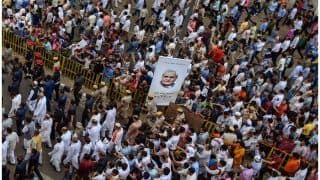 तस्वीरें: नम आंखों से देशवासियों ने दी अटलजी को विदाई, उमड़ा ऐसा जनसैलाब