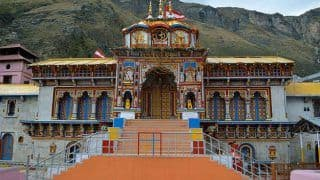 Badrinath Shrine to Close Portals For Winter, Plan Your Visit Soon