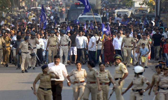 भीमा-कोरेगांव की वर्षगांठ आज, महाराष्ट्र पुलिस पूरी तरह अलर्ट