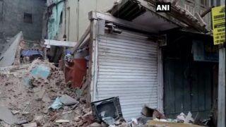 Gujarat: Three-storey Building Collapses in Vadodara, 1 Dead
