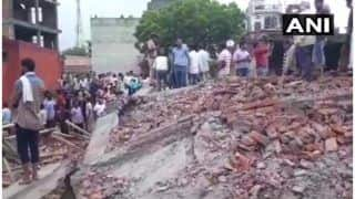 Maharashtra: Three Dead, 2 Injured as Building Collapses in Thane's Ulhasnagar