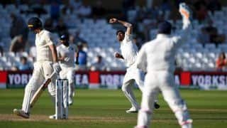 India vs England, 3rd Test Day 5, Trent Bridge, Nottingham Highlights:India Crush England by 203 Runs, Make it 1-2 in Five-Match Series