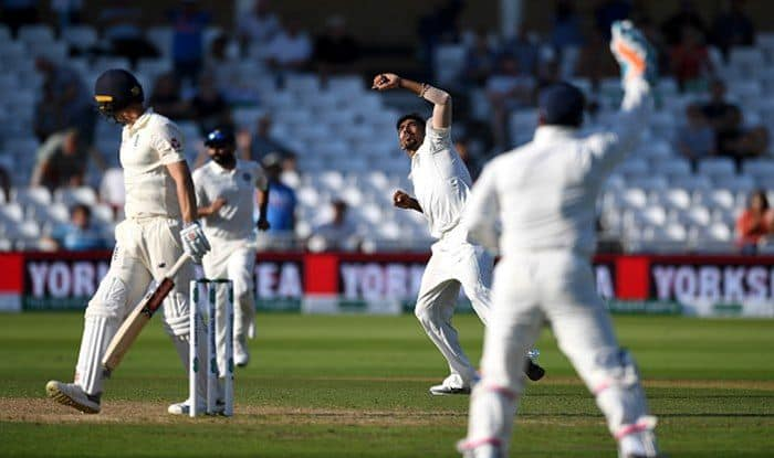 England vs India, fourth Test fifth day