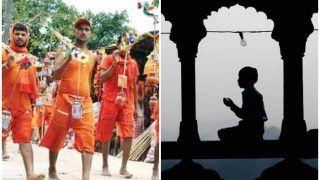 सबरीमला, जहां हिंदू श्रद्धालु मस्जिद की परिक्रमा और चर्च के तालाब में लगाते हैं डुबकी