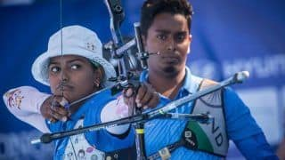 Asian Games 2018: Archers Deepika Kumari, Atanu Das Exit From Recurve Mixed Event After Loss to Mongolia