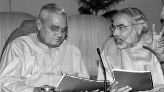 'A Personal And Irreplaceable Loss For me': PM Modi Mourns BJP Stalwart Atal Bihari Vajpayee