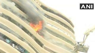 Mumbai Apartment Fire: Four Dead in Blaze at Crystal Tower, Building Declared Unsafe
