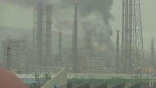 Mumbai: Major Fire Breaks Out at Bharat Petroleum Corporation Limited Refinery in Chembur; 43 Injured