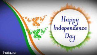 Happy Independence Day 2018: 15 अगस्त के लिए 18 Best Messages, Save करें और भेजें, इग्नोर नहीं कर पाएंगे दोस्त...