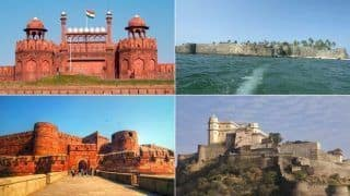 These majestic pictures of forts across India will take you back in time!