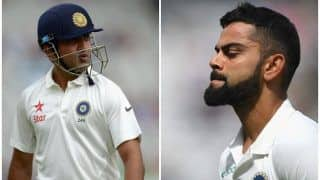 India vs England: If Not Win, Virat Kohli & Co Must Still Think Of Drawing The Test Series, Says Gautam Gambhir