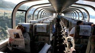 Glass Roofed Vistadome Coach in Jan Shatabdi for Mumbai-Goa route: Are you Ready For a Spectacular Ride?