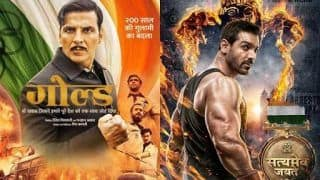 Akshay Kumar's Gold And John Abraham's Satyameva Jayate Recorded Highest Box Office Collection; Earn Rs 45 Crore Together on Day 1