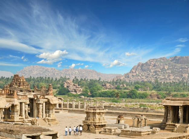 hampi history the fascinating story of hampi and the vijayanagara
