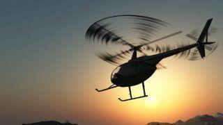 CAA विरोधी प्रदर्शनों से बचने के लिए असम के मंत्री ने हेलीकॉप्टर से तय की 5 किलोमीटर की दूरी