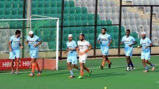 Asian Games 2018: Indian Men's Hockey Team Thrash Bangladesh inWarm-Up Game