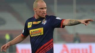 ISL: FC Pune City Sign Canadian Striker Iain Hume