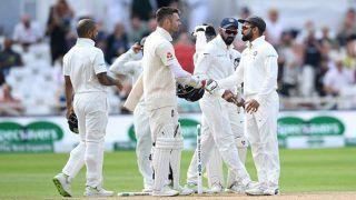 India vs England 3rd Test at Trent Bridge: Virat Kohli, Jasprit Bumrah Star as India Crush England by 203 Runs in Nottingham, Keep Five-Match Series Alive