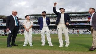 India vs England 2nd Test: England Win Toss, Put India To Bat First