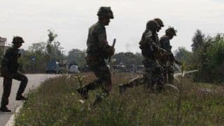 Jammu And kashmir: Two Militants Killed in Sopore District; Search Operation Still on