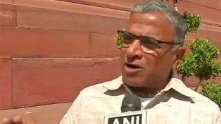 JD(U) MP Harivansh Singh Likely to be NDA's Pick For RS Deputy Chairman Post; Oppn May Field TMC's Sukhendu Roy