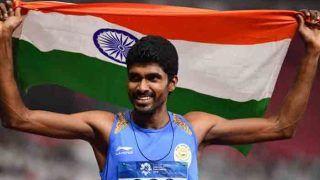 एशियन गेम्स 2018: भारत को मिला 12वां गोल्ड मेडल, जिनसन जॉनसन ने जीती 1500मी. रेस