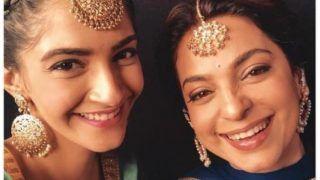 Ek Ladki Ko Dekha Toh Aisa Laga: Sonam Kapoor Has Found A Celebrity Fan In Juhi Chawla