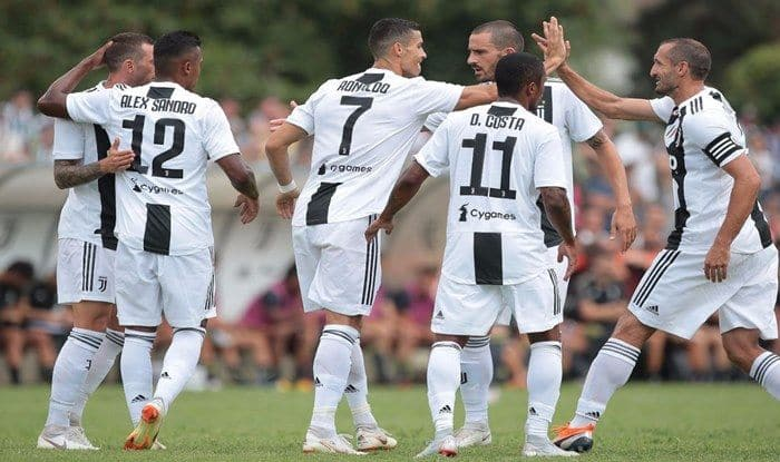 Ronaldo Makes Winning Debut As Juventus Beat Chievo
