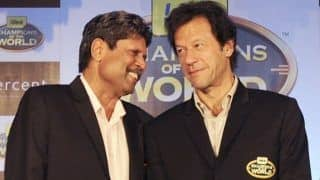 No Presence of Kapil Dev, Sunil Gavaskar in Pakistan's to-be-Prime Minister Imran Khan's Oath-Taking Ceremony