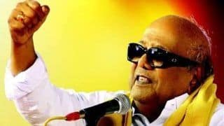 DMK Demands Bharat Ratna For M Karunanidhi as Tribute For His 'Exemplary Work'