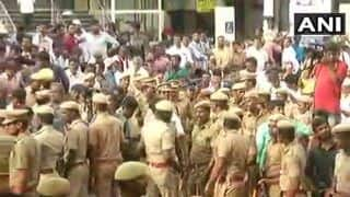 Karunanidhi 'Extremely Critical': Kauvery Hospital to Not Take Any Patient as Crowds Swell by Minute