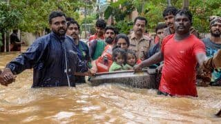 Kerala Rain Fury: Death Toll Mounts to 67, Red Alert Sounded Across State; PM Modi Promises Help