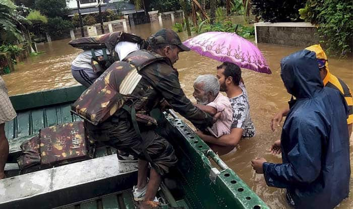 Kerala floods declared calamity of 'severe nature'