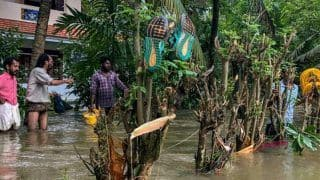 Kerala Floods Declared 'Calamity of Severe Nature' as Death Toll Mounts to 223; Rescue Ops in Final Stage