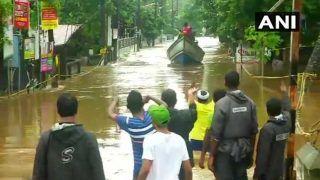 केरल की बाढ़: बारिश और भूस्खलन के चलते अब भी फंसे हैं हजारों लोग
